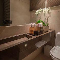 lavabo bancada marrom - Pesquisa Google