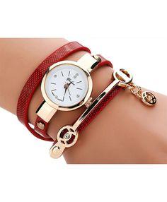 057e36f4627 Fashion Women Wrist Watch - Leather Strap Band