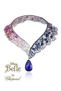 Chopard Disney Princesses Collection: Belle
