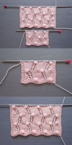 Seeded Openwork Baby Blanket Shawl and Vest Knitting Pattern- Tohumlu Ajur Bebek Battaniyesi Şal ve Yelek Örgü Modeli Seeded Openwork Baby Blanket Shawl and Vest Knitting Pattern - Easy Knitting Patterns, Lace Knitting, Knitting Designs, Knitting Stitches, Knitting Projects, Crochet Projects, Stitch Patterns, Crochet Patterns, Knit Vest Pattern