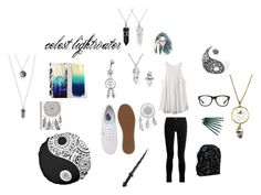 """""""celest"""" by corpseskeleton ❤ liked on Polyvore featuring art"""