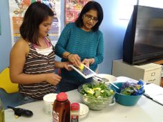 Giving kids valuable kitchen skills for a lifetime of good health