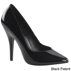 Pleaser 'seduce-420V' Women's 5-inch Heel Pumps