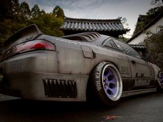 Custom Nissan Silvia, Military 6666 (pictures) - CNET