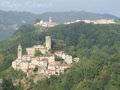Bagnone Castle, Italy Tuscany region