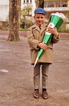 Schulanfang in den 1960er Jahren - http://www.gaidaphotos.de/blog/schulanfang-1960er-jahren/