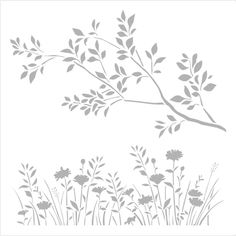 Stencils for spray painting Pintyplus Stencil Painting, Spray Painting, Paint Drying, Chalk Paint, Handicraft, Stencils, Tapestry, Wall Paintings, Illustration