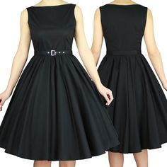 MayDay Dress Black
