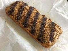 Savner du en smagfuld LCHF-brøderstatning på weekendens morgenbord? eller måske under dit yndlingspålæg? Et lækkert grovbrød som dett...