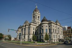 Vanderburgh County Courthouse, Evansville, IN,