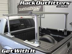 Rack Outfitters - Thule 500 - Xsporter Pro Bed Rack for '03-'13* Ford F-150 Pickup Trucks, $584.95 (http://www.rackoutfitters.com/thule-500-xsporter-pro-bed-rack-for-03-13-ford-f-150-pickup-trucks/)