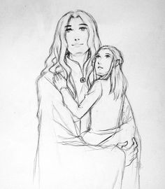 Maglor and Elrond