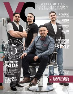 Venture Cover Magazine