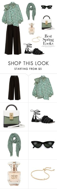 """best spring looks"" by busraerdogan on Polyvore featuring moda, Weekend Max Mara, H&M, The Volon, MICHAEL Michael Kors, Rene, Refuge ve Kendra Scott"