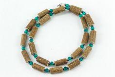 Women Hazel Necklace - green/hematite - Healing Hazel Green Necklace, Beaded Necklace, Necklaces, Ankle Bracelets, Turquoise Bracelet, Jewelry, Women, Beaded Collar, Schmuck