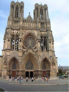 De Kunstkijker: Kathedraal van Reims