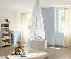 Papel Pintado Rasch Bambino 133806.¡Ideas para decorar la habitación de sus hijos por menos de 30 EUROS! Ideales tanto para los cuartos de niños como para las habitaciones de niñas.