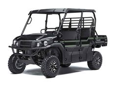 New 2017 Kawasaki Mule PRO-FXT™ EPS LE ATVs For Sale in Oklahoma. KAWASAKI STRONG OUR FASTEST, MOST POWERFUL SIX-PASSENGER MULE™ EVER The new 2017 Mule PRO-FXT™ Side x Side has incomparable strength and endless durability backed by over a century of Kawasaki Heavy Industries, Ltd. engineering knowledge. Go and get the job done with the MulePRO-FXT Side x Sidethree-passenger Trans-Cab™ system, or easily convert it to six-passenger mode for a revolutionary new way