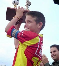 Young James Rodriguez
