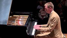 John Ferguson (piano) performs Symphony No.9 Molto Vivace L.v. Beethoven, arr. for piano by F. Liszt