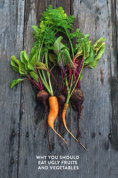 Each year one-third of the world's food goes to waste, often because of how it looks. Registered Dietitian Alissa Rumsey suggests a few ways you can help change this. #UglyVegetables #Nutrition