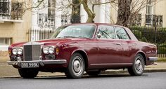 James May Selling 1972 Rolls-Royce After Becoming Allergic To It