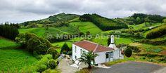 Traditional house. Santa Maria, Azores islands, Portugal