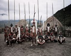 Dani, Indonesia and Papua New Guinea