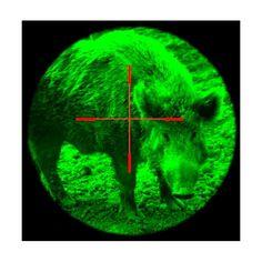 Yukon Nvrs Titanium 2.5X50 Varmint Hunter Night Vision Riflescope - http://nightvisiongogglestoday.com/night-vision/night-vision-gear/yukon-nvrs-titanium-2-5x50-varmint-hunter-night-vision-riflescope/