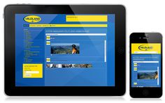 Nouveau site web pour Veloland Annemasse.  Veloland Annemasse fait confiance à l'agence Web4 pour la création de son nouveau site internet www.velolandannemasse.fr en ligne maintenant!