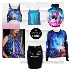 """""""DAILY SKY"""" by anjakielb on Polyvore"""