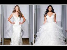 Mori Lee Fall 2016 Wedding Dress Collection - YouTube