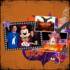 Mickey's Not So Scary Halloween Party (General) - MouseScrappers.com