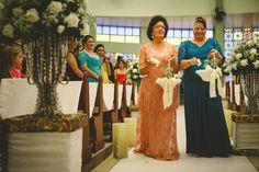 Casamento, avós floristas Wedding, flower girls, flower grandmas