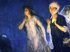 The Three Marys, Henry OssawaEdward Tanner