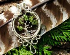 Image result for wire wrapped tree of life