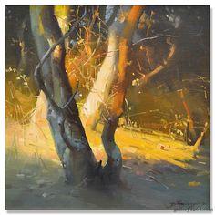 "Image of Zhaoming Wu | ""Oak Forest"""