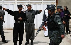 Afghan Cop Turns Killer: Mows Down 3 US Citizens At Kabul Hospital