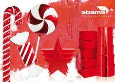 """S. Oliver setzt bei seiner #Weihnachtskampagne auf #weihnachtliche #Dekoration von abama  Extragroße, glänzende #Candy #Canes sind die Hingucker in der #Weihnachtszeit   Die von vielen Kunden geschätzte und aufwendige #Schaufensterdekoration in der Weihnachtszeit ist der dekorative Höhepunkt im Jahr. Die """"Jolly Season"""" wird mit typischen rotweißen #Zuckerstangen, #Lollipops und Pfefferminz Bonbons eingeläutet, die die weihnachtliche Stimmung farbenfroh und spielerisch visualisieren."""