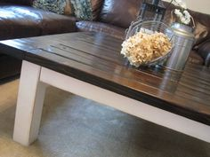 Build your own Coffee Table for $40