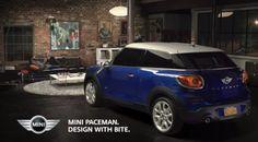 Design with bite | Mini Paceman