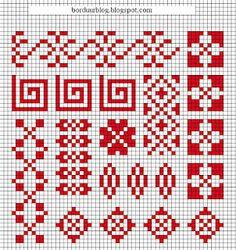 Misc. cross stitch