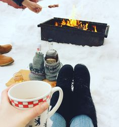 cosy winter days