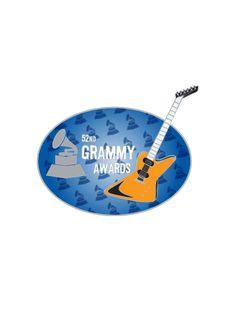 52nd Grammys - Guitar Magnet