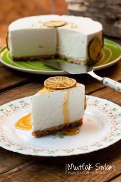 Limonlu Cheesecake | Mutfak Sırları
