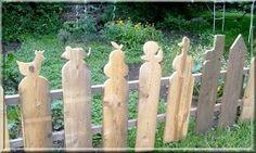 Zaun (Outdoor Wood Screen)