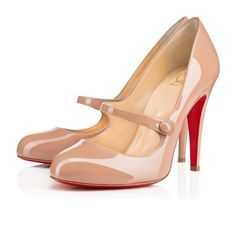Christian Louboutin Women Pumps : Discover the latest Women Pumps collection available at Christian Louboutin Online Boutique. Louboutin Online, Louboutin Shoes, Christian Louboutin Women, Nude Pumps, Pumps Heels, Mary Jane Shoes, Beautiful Shoes, Shoe Collection, Designer Shoes