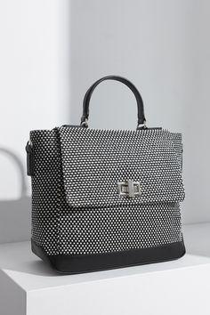 Lady bag Elizabeth negro - bolsos y carteras | Adolfo Dominguez shop online