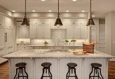 50 Ideen für Kücheneinrichtung und Küchenmöbel mit modernem Charakter