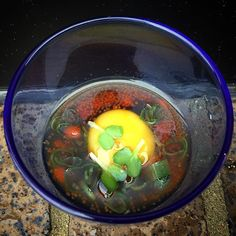 Quail egg shooter at #marusushigr #eatgr1 #eatgr #shots #quaileggs #quailegg #rawegg #raweggs